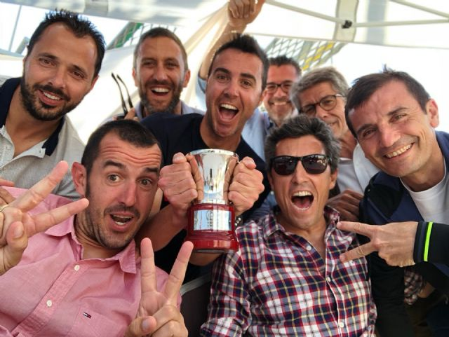Pedro Cánovas proclaimed champion of Spain with the Murcia Tennis Club - 4