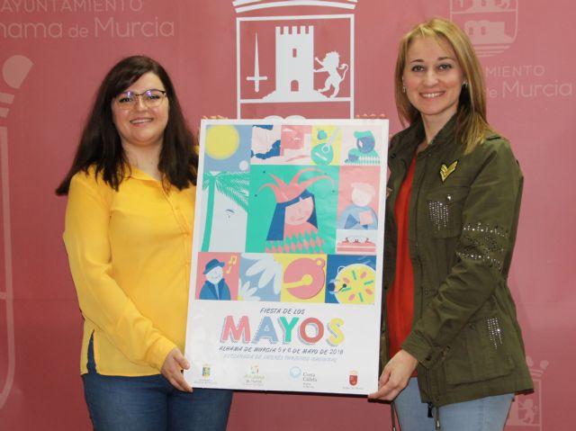 Acta del jurado calificador del concurso de diseño del cartel anunciador FIESTA DE LOS MAYOS 2018 - 2, Foto 2