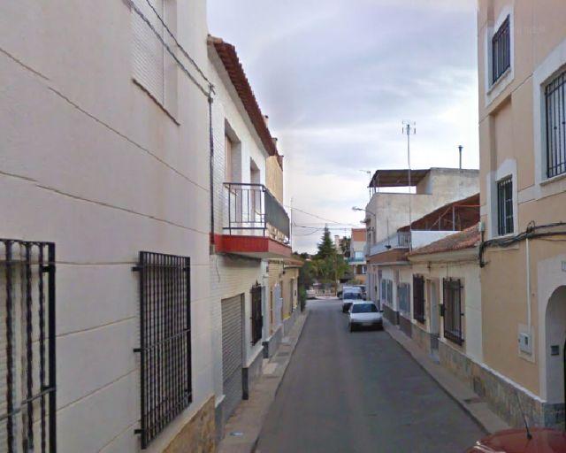 IU-Verdes Lorca pide que se acometa la regeneración urbana del entorno de las 'Casas del banco' - 1, Foto 1