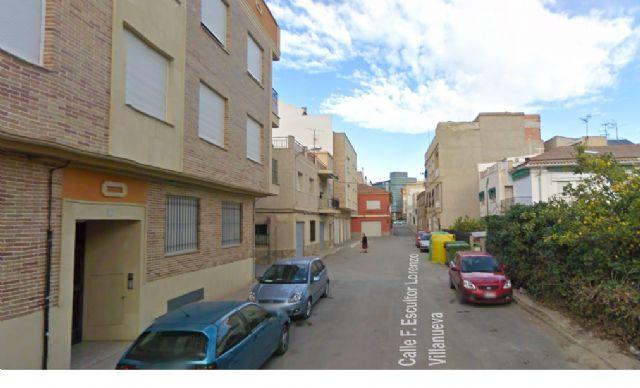 IU-Verdes Lorca pide que se acometa la regeneración urbana del entorno de las 'Casas del banco' - 2, Foto 2
