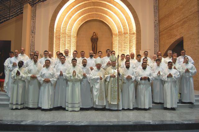 Mons. Lorca Planes admite a 25 seminaristas para recibir las Sagradas Órdenes - 2, Foto 2