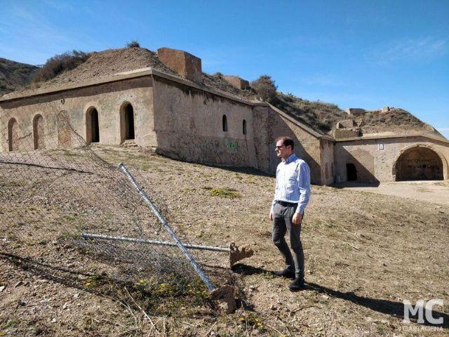 Ricardo Segado preguntará al Gobierno socialista por sus intenciones en la recuperación de la batería de San Leandro - 1, Foto 1