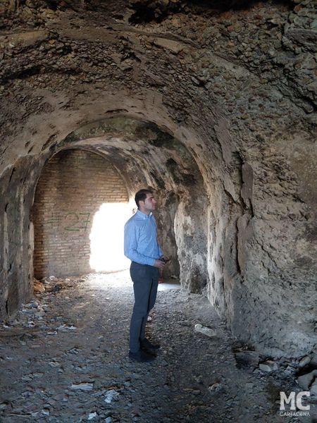 Ricardo Segado preguntará al Gobierno socialista por sus intenciones en la recuperación de la batería de San Leandro - 2, Foto 2