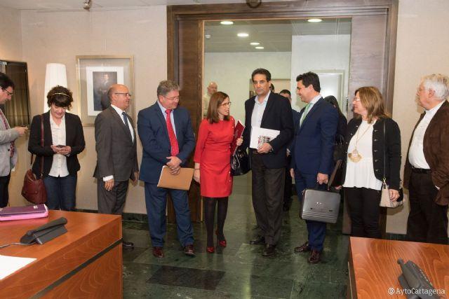 La alcaldesa de Cartagena pide al Gobierno de España un plan integral para Mar Menor - 1, Foto 1