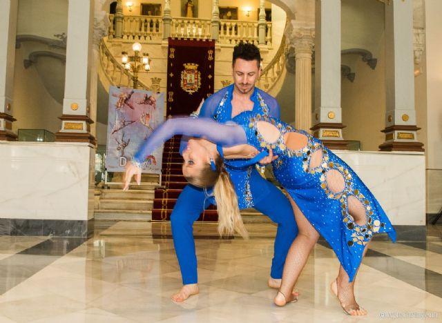 Un flashmob iniciara las actividades del Dia Internacional de la Danza en Cartagena - 1, Foto 1