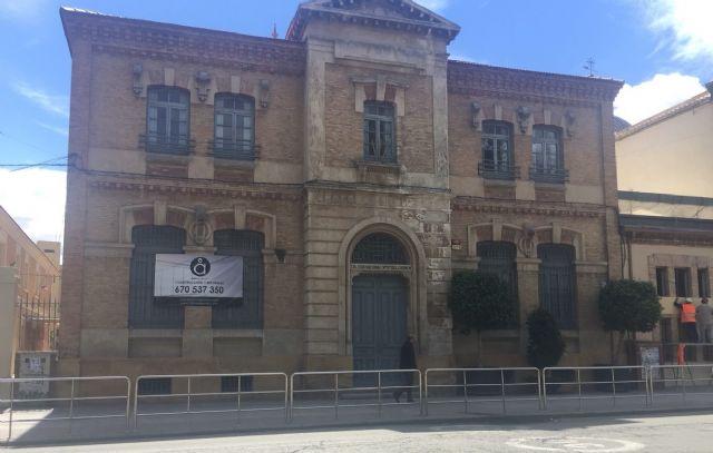 Ahora Murcia pregunta a Ballesta por las obras del antiguo colegio del Carmen y por el uso previsto para la planta destinada a los vecinos del barrio - 2, Foto 2
