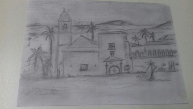 Doscientos cuarenta y tres escolares muestran su vision de San Gines con dibujos - 1, Foto 1