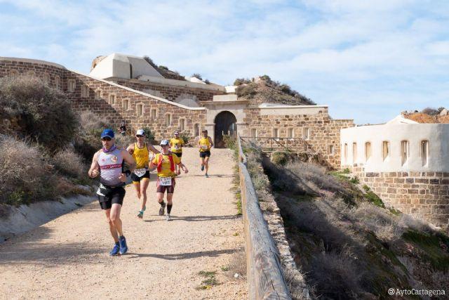 Ramon Navarro y Veronica Bugliot inscriben sus nombres en la lista de los vencedores de la Ruta de las Fortalezas - 1, Foto 1