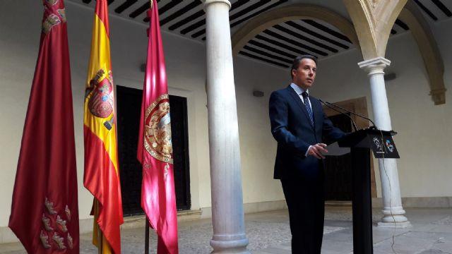 Fulgencio Gil: la construcción del Palacio de Justicia, que se iniciará la semana que viene, constituye un revulsivo para el casco histórico y un hito para Lorca - 1, Foto 1