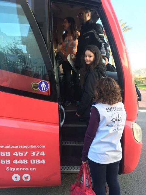 Comienzan a funcionar en Águilas los viajes escolares inclusivos para niños con diabetes - 1, Foto 1