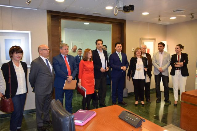 Ciudadanos lamenta que los alcaldes de los municipios ribereños del PP defiendan la disciplina de partido en vez de los intereses de sus vecinos, Foto 1