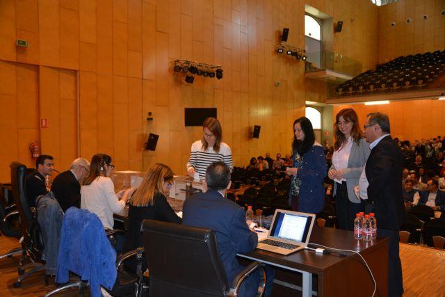 Casi el 70% del Claustro respalda la reforma de departamentos en la UPCT - 1, Foto 1