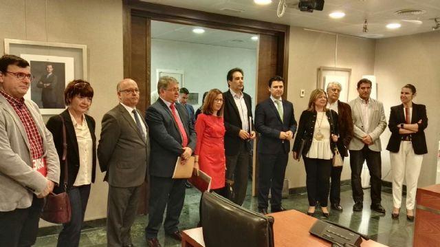 El PSOE lamenta que los alcaldes del Partido Popular no reconozcan la gravedad de la situación del Mar Menor, Foto 2