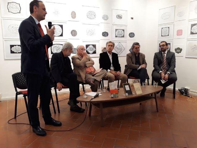 El Instituto Cervantes de Roma acoge una mesa redonda sobre la relación entre arte y literatura y la influencia de
