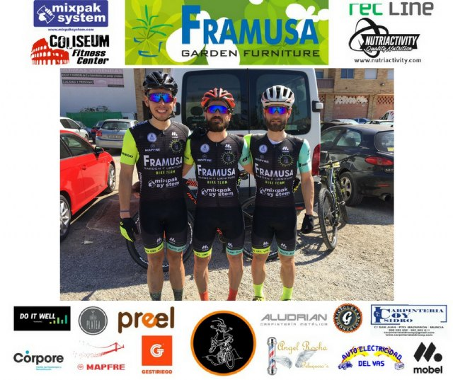 Framusa Garden Grasshoppers in The Chepas Bike Marathon - 2
