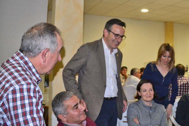 Más de medio centenar de militantes y simpatizantes del PSOE de Campos del Río se reúnen en la cena de la agrupación local - 2, Foto 2