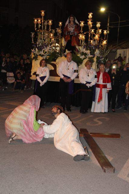 Representación de la Pasión y el camino a la Cruz en el Lunes Santo de San Pedro del Pinatar - 3, Foto 3