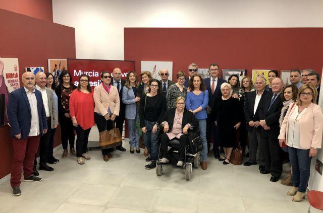 El Ayuntamiento Murcia gana el premio Reina Letizia de Accesibilidad Universal - 2, Foto 2