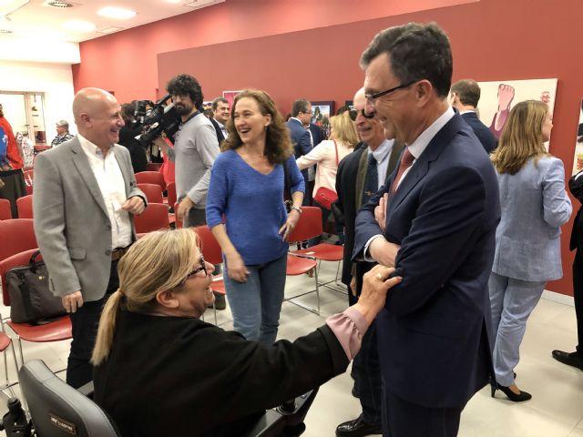 El Ayuntamiento Murcia gana el premio Reina Letizia de Accesibilidad Universal - 3, Foto 3