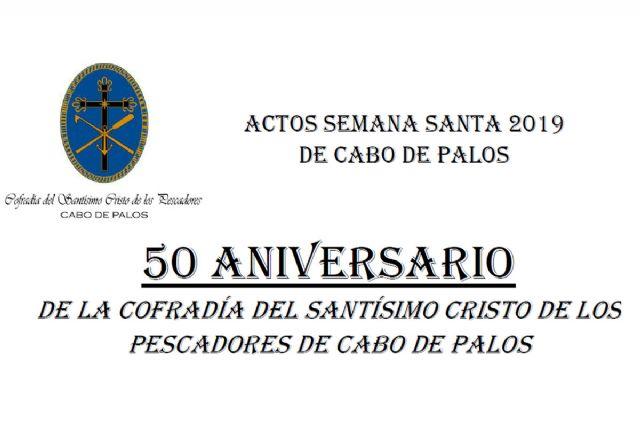 Cabo de Palos se prepara para su procesión del Jueves Santo - 1, Foto 1