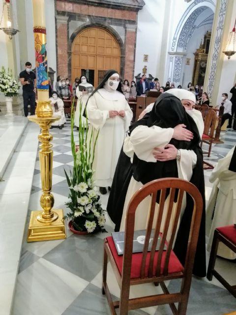 «Me siento la mujer más feliz del mundo», sor Miriam de Jesús - 1, Foto 1