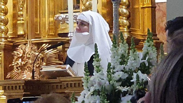 «Me siento la mujer más feliz del mundo», sor Miriam de Jesús - 2, Foto 2
