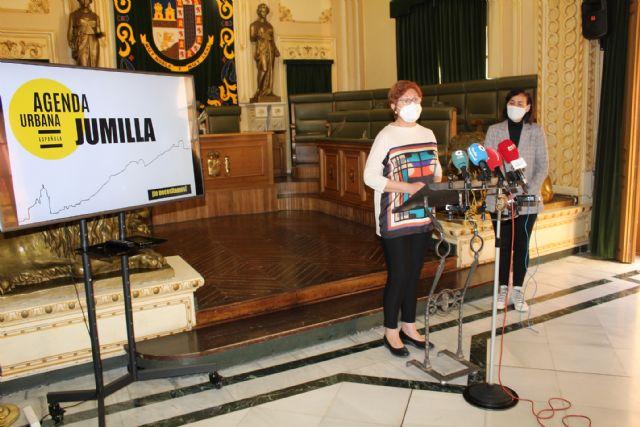 El Ayuntamiento presenta el proceso de elaboración de la Agenda Urbana de Jumilla - 1, Foto 1
