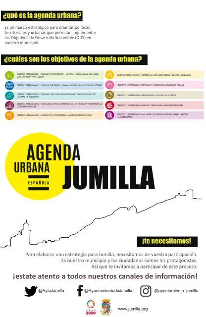 El Ayuntamiento presenta el proceso de elaboración de la Agenda Urbana de Jumilla - 2, Foto 2