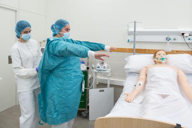 UCAM Cartagena impartirá el próximo curso los estudios simultáneos en Enfermería y Fisioterapia - 1, Foto 1
