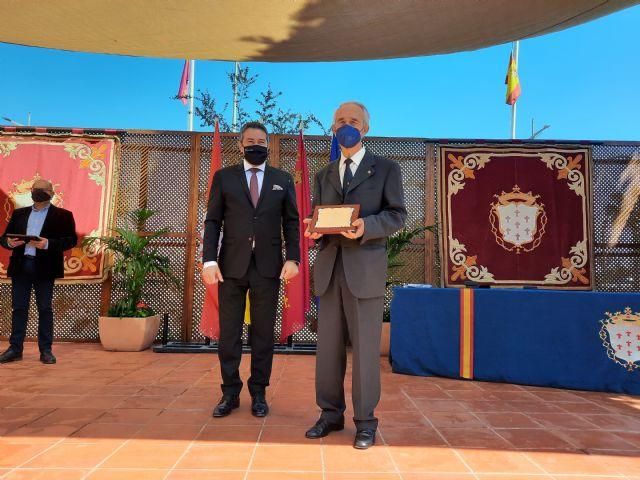 Alcantarilla homenajea a los funcionarios jubilados con motivo de la festividad del Beato Andrés Hibernón - 1, Foto 1