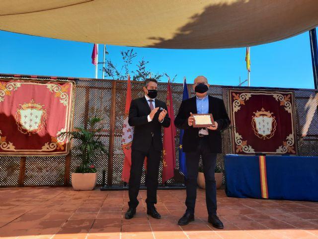 Alcantarilla homenajea a los funcionarios jubilados con motivo de la festividad del Beato Andrés Hibernón - 2, Foto 2