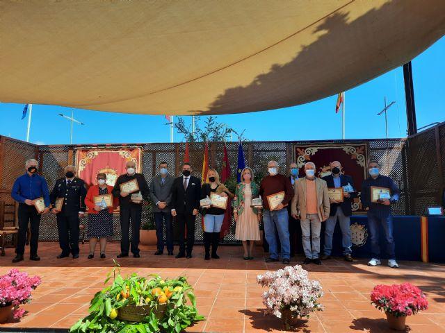 Alcantarilla homenajea a los funcionarios jubilados con motivo de la festividad del Beato Andrés Hibernón - 3, Foto 3