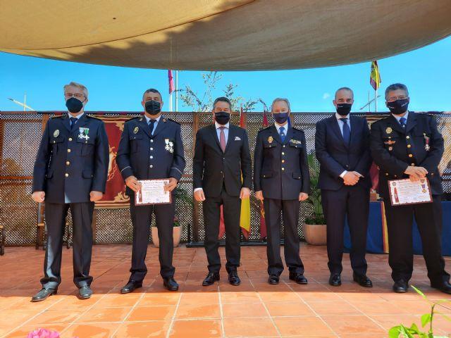 Alcantarilla homenajea a los funcionarios jubilados con motivo de la festividad del Beato Andrés Hibernón - 4, Foto 4