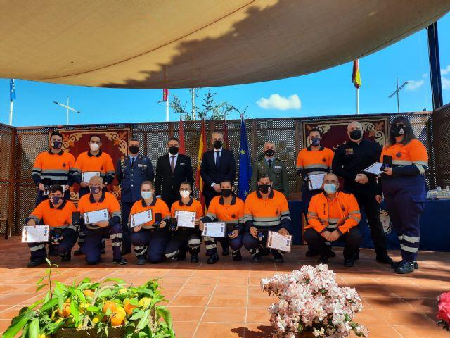 Alcantarilla homenajea a los funcionarios jubilados con motivo de la festividad del Beato Andrés Hibernón - 5, Foto 5