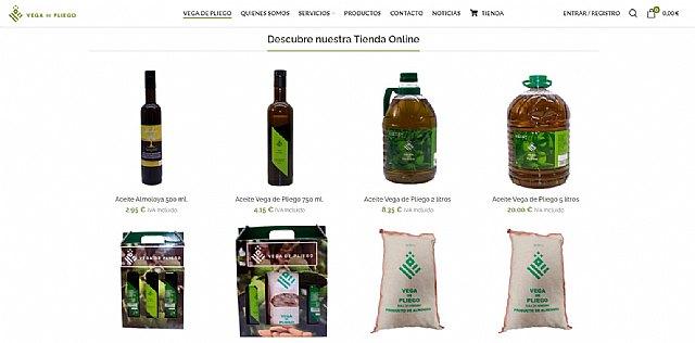 Vega de Pliego renueva su página web corporativa con una tienda online más accesible y rápida - 1, Foto 1
