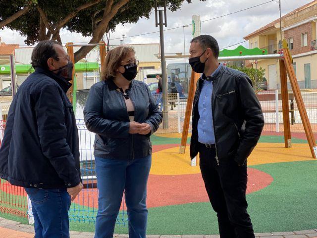 Nuevo Parque Infantil en el Jardín Isabel Sánchez García, Balsicas - 1, Foto 1