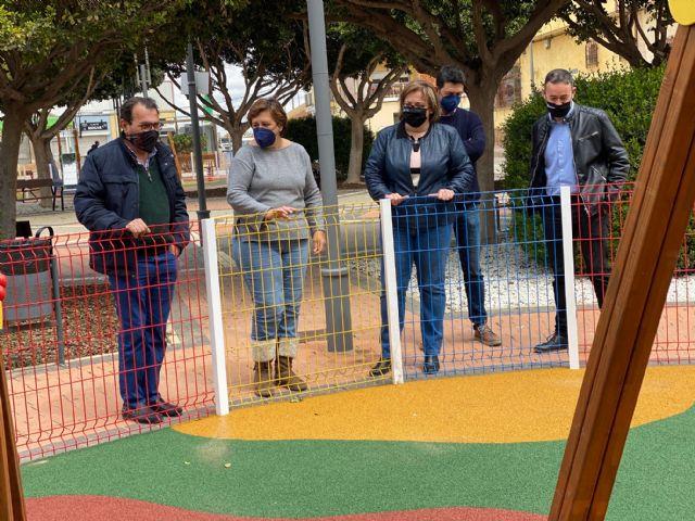 Nuevo Parque Infantil en el Jardín Isabel Sánchez García, Balsicas - 2, Foto 2