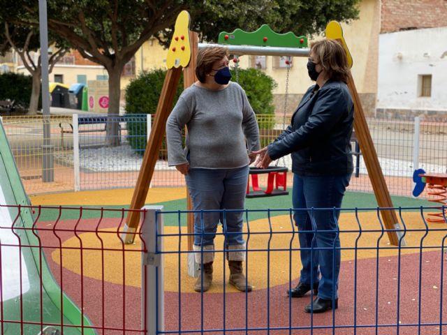 Nuevo Parque Infantil en el Jardín Isabel Sánchez García, Balsicas - 3, Foto 3