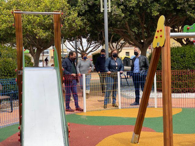 Nuevo Parque Infantil en el Jardín Isabel Sánchez García, Balsicas - 4, Foto 4