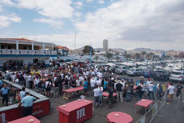 El yate Fandango 300 de Cartagena resulta vencedor en la VI Regata Bahía de Mazarrón, Foto 1