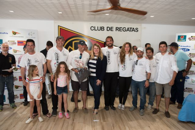 El yate Fandango 300 de Cartagena resulta vencedor en la VI Regata Bahía de Mazarrón, Foto 2