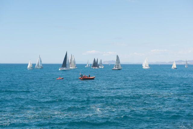 El yate Fandango 300 de Cartagena resulta vencedor en la VI Regata Bahía de Mazarrón, Foto 3