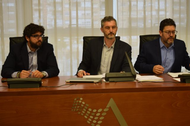 Francisco Jódar: Urralburu utiliza la comisión del auditorio de Puerto Lumbreras para sus intereses político-judiciales - 1, Foto 1