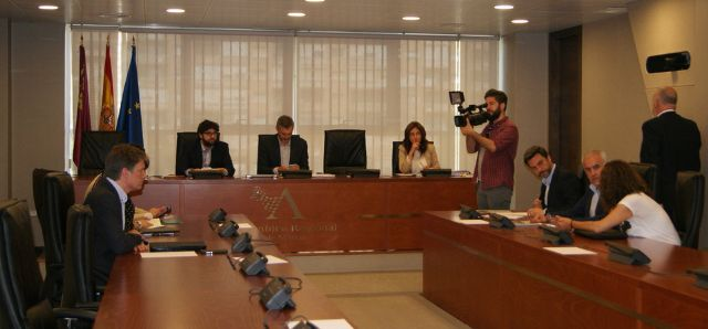 El PP prefiere mantener una actitud obstruccionista para proteger a Pedro Antonio Sánchez - 1, Foto 1