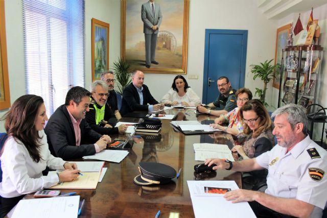 La Junta Local de Seguridad se reunió en Alcantarilla - 1, Foto 1