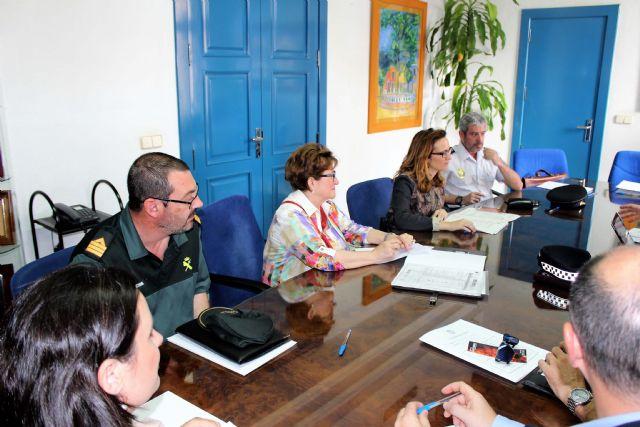 La Junta Local de Seguridad se reunió en Alcantarilla - 4, Foto 4