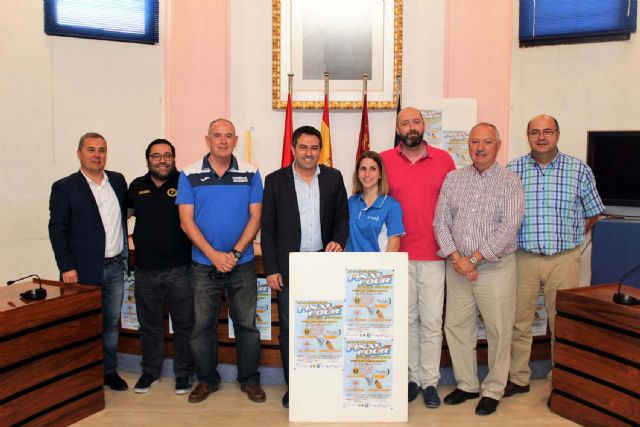 Presentada la Final Four de baloncesto Infantil Femenino, que se disputará este próximo fin de semana en Alcantarilla - 2, Foto 2