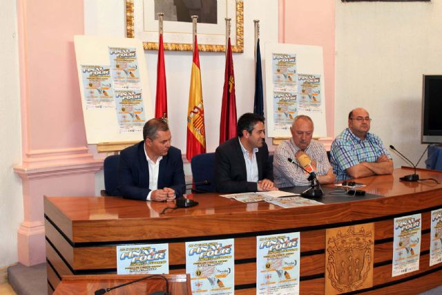 Presentada la Final Four de baloncesto Infantil Femenino, que se disputará este próximo fin de semana en Alcantarilla - 3, Foto 3