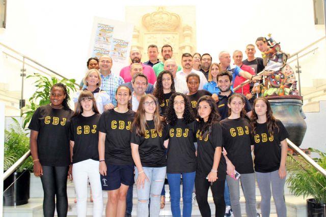 Presentada la Final Four de baloncesto Infantil Femenino, que se disputará este próximo fin de semana en Alcantarilla - 4, Foto 4