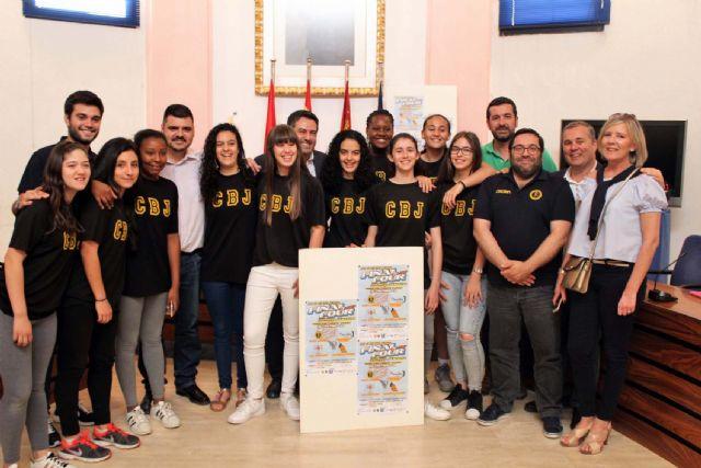 Presentada la Final Four de baloncesto Infantil Femenino, que se disputará este próximo fin de semana en Alcantarilla - 5, Foto 5